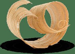 Wood curl