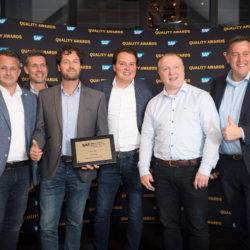 Deli Home Skantrae wint SAP Quality Award